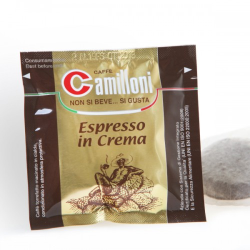 Camilloni Espresso in Crema in Cialde