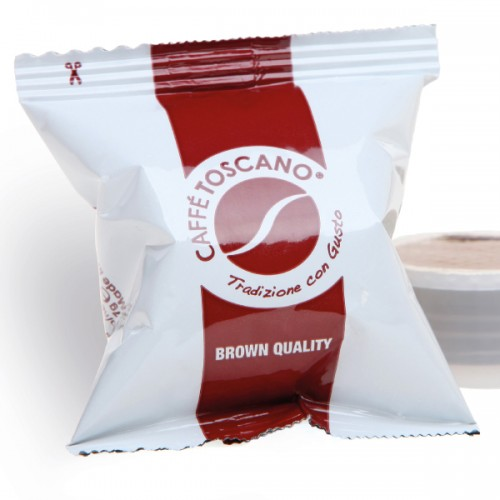 Caffè Toscano Brown Quality in Capsule