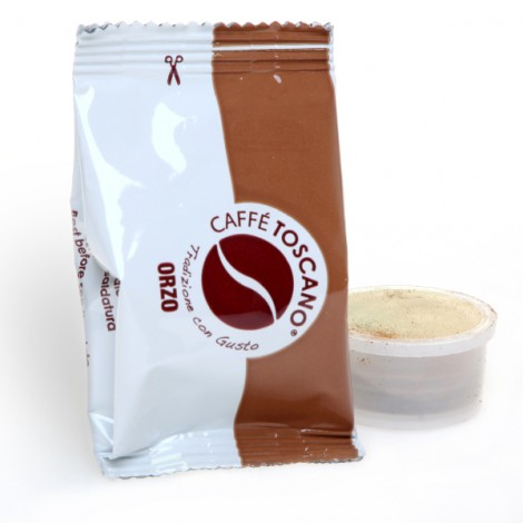 Caffè Toscano Orzo Solubile in Capsule