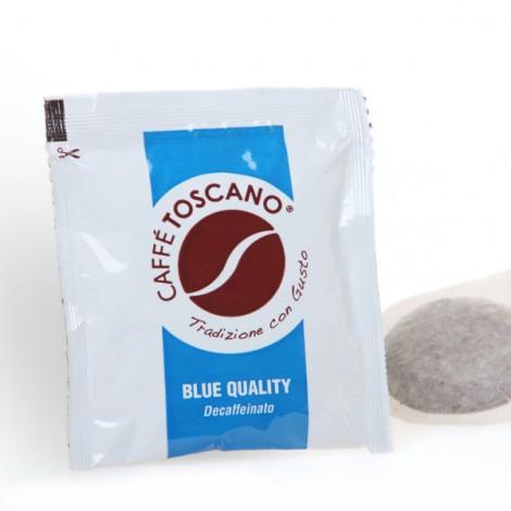 Caffè Toscano Blue Quality (Decaffeinato) in Cialde